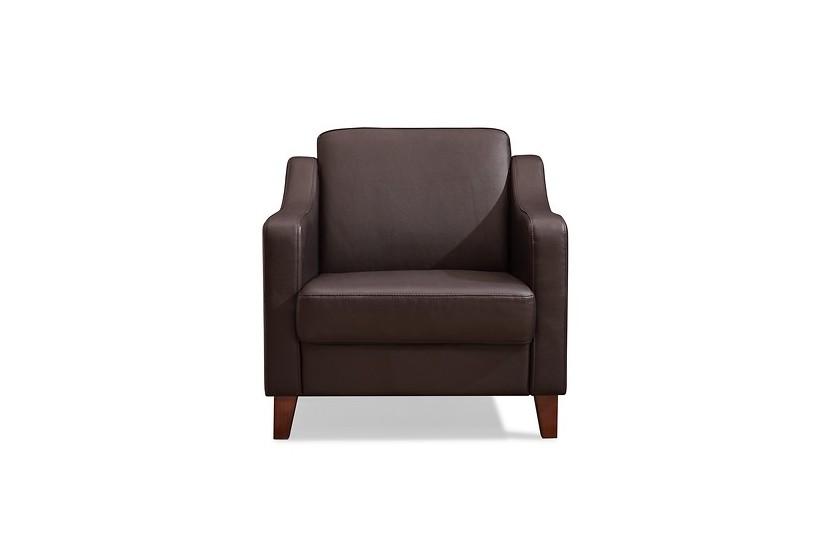 sedie d attesa per ufficio marrone