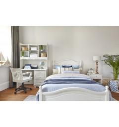 camera letto stile provenzale bianca