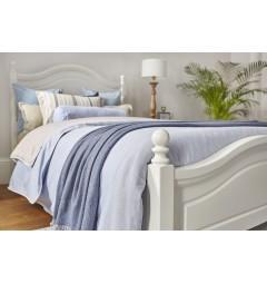 letti bianchi singoli camera da letto