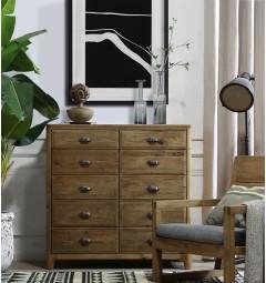 arredamento vintage moderno in legno