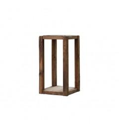 portavasi in legno per interni