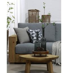 divano legno moderno