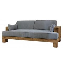 divani rustici in legno
