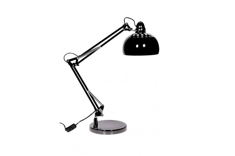 Lampada da tavolo Rigorria Nero