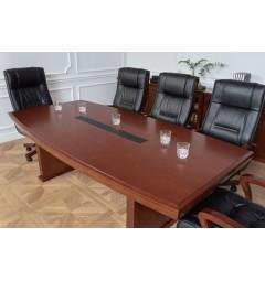 tavolo per conferenze e riunioni ufficio legno