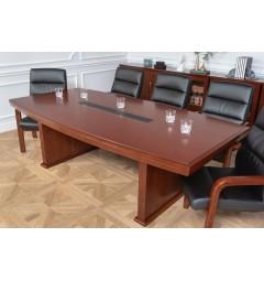 tavolo da conferenze ufficio legno