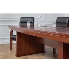 tavolo per fare conferenze in legno ufficio