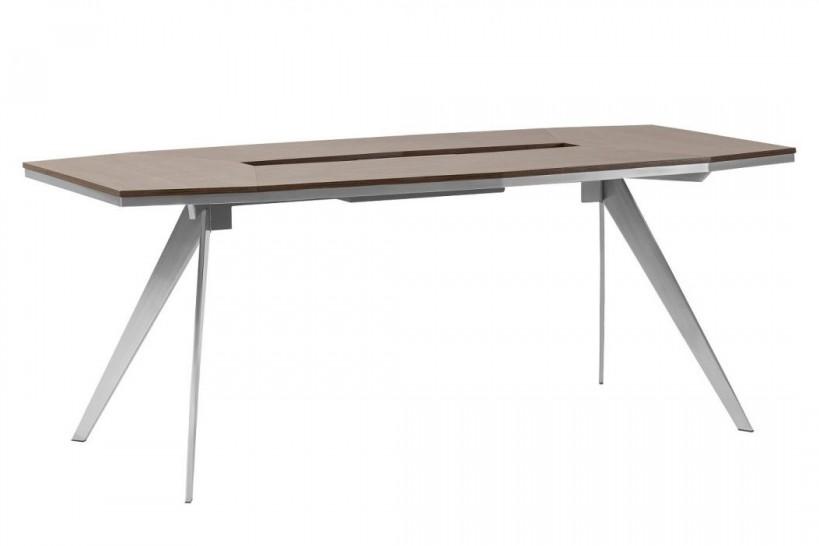 tavolo riunioni legno moderno