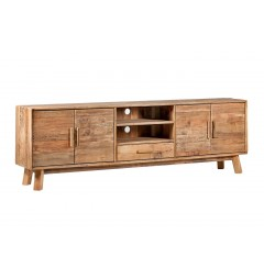 mobili tv legno grezzo