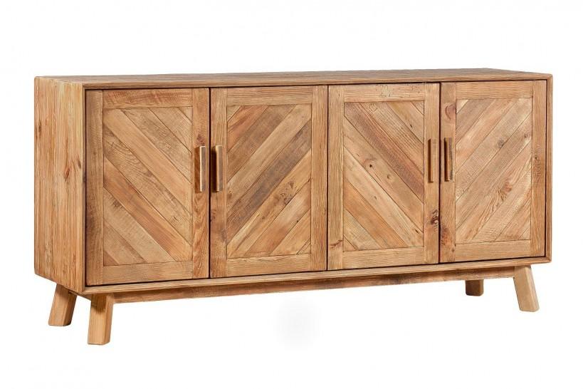 buffet legno grezzo