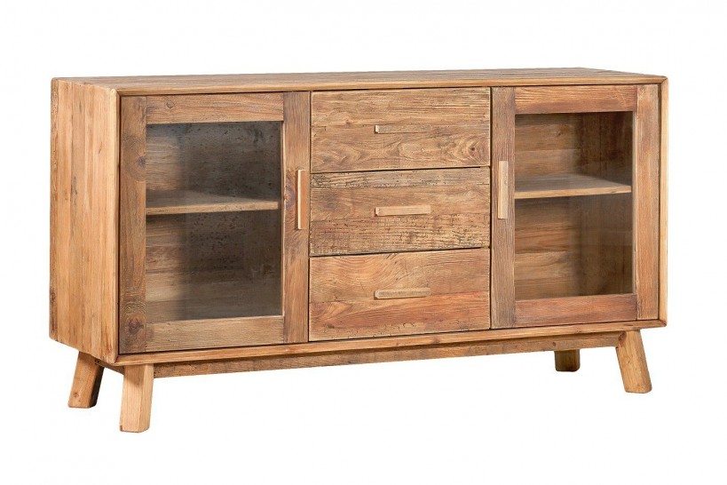 mobili in legno massello moderni