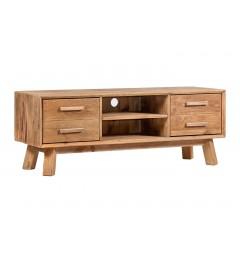 mobile tv legno rustico