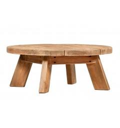 tavolini da salotto in legno rustico