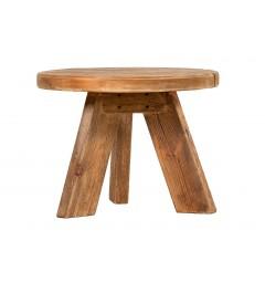 sgabello legno naturale