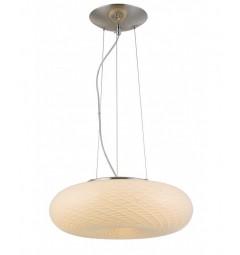 Lampadario design a sospensione in vetro a forma di ciambella Eviante D38