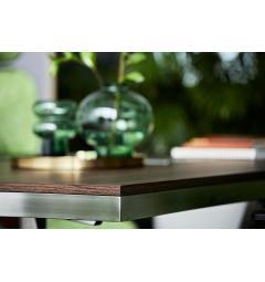 tavolo design acciaio ufficio