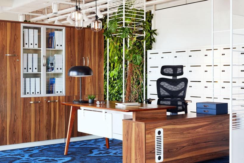 scrivania direzionali design