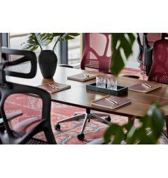 tavolo ufficio riunioni da 6 posti in legno
