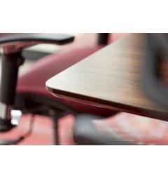 particolare spigolo tavolo riunioni legno arrediorg