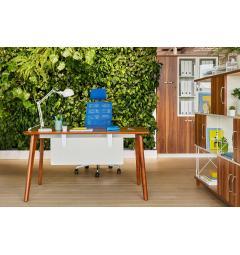 scrivania 140x70 ufficio in legno arrediorg
