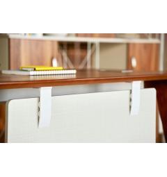 scrivania con gonnellino