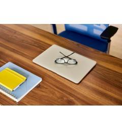 piano scrivania moderna legno