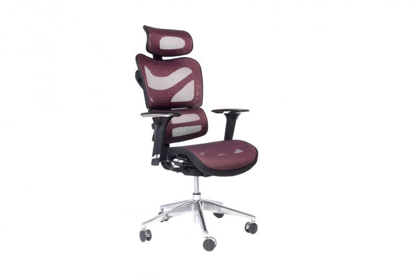 sedie da scrivania ergonomiche in tessuto traspirante