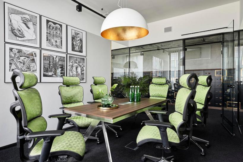 sedia sala riunioni