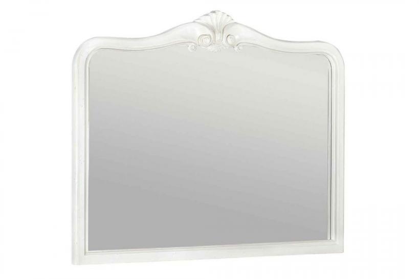 specchi shabby bianchi