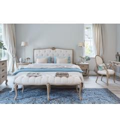 panca fondo letto legno