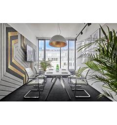 arredamento per sale riunioni con mobili di design