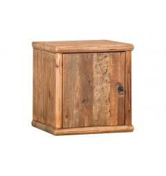 comodini legno naturale retro