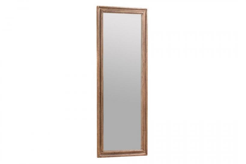 specchio per ingresso con forma rettangolare