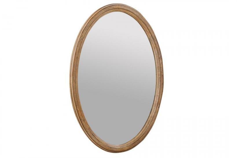 specchio bagno rustico