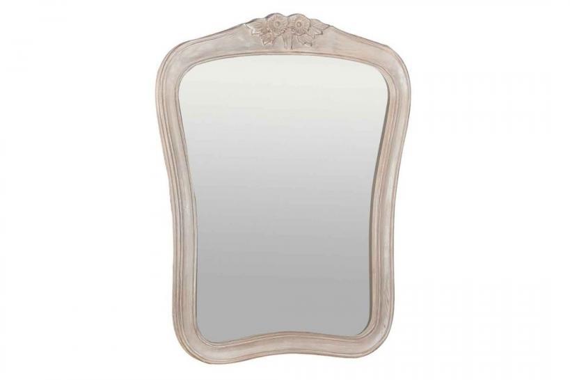 specchi classici per ingresso con cornice di legno