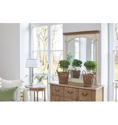 specchi per soggiorno shabby