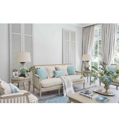 tessuto divano righe