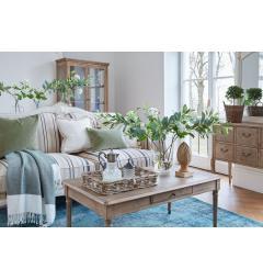 salotto shabby con divani