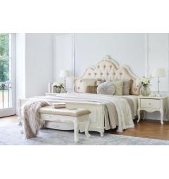 panca da mettere ai piedi del letto in stile classico