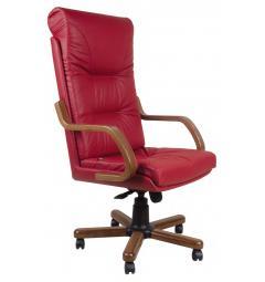 sedie ufficio rosse