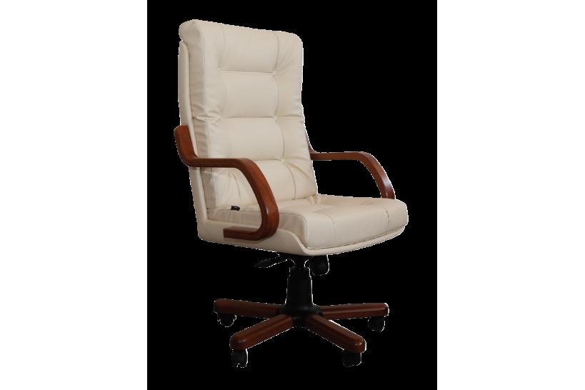 set sedie ufficio pelle