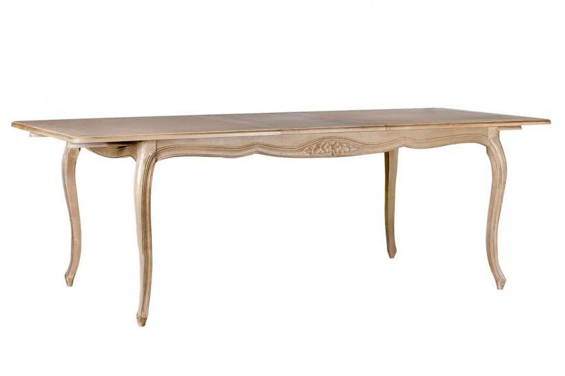 Tavolo In Legno Massello Allungabile Stile Shabby Dinah Arrediorg It