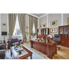 scrivania classica studio direzionale e presidenziale