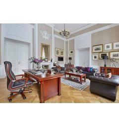 scrivanie classiche di lusso per ufficio direzionale