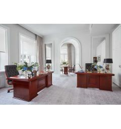 scrivanie studio arredo ufficio presidenziale classico