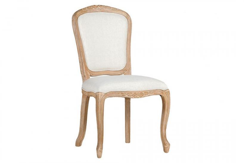 sedie provenzali legno bianche