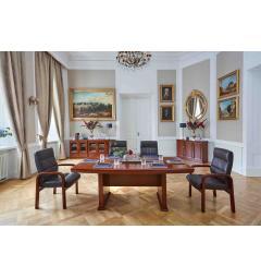 tavoli riunione ufficio legno molto eleganti