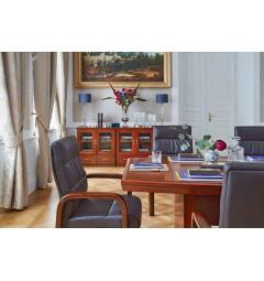 tavoli da riunione ufficio in legno molto eleganti e classici