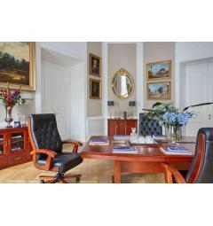 tavolo sala conferenze ufficio PRESTIGE s610 Arrediorg