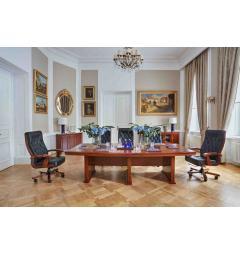 tavolo ufficio riunioni in legno 8 posti